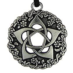 Pentacle of the Goddess Wiccan